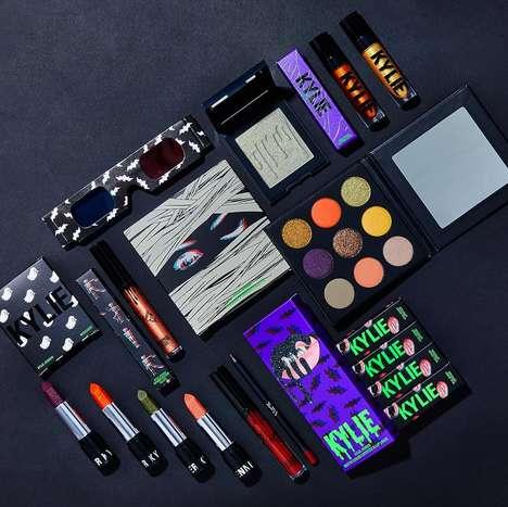 Celebrity Halloween Cosmetics