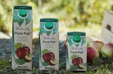 Sustainable Lightweight Juice Packaging