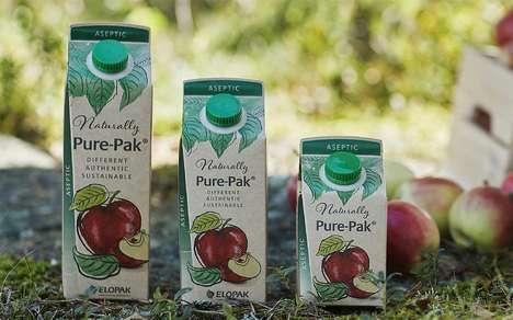 Sustainable Lightweight Juice Packaging