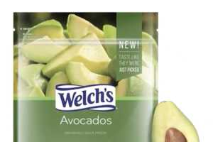 Frozen Avocado Chunks