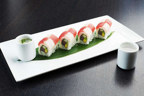 Spiked Sushi Rolls