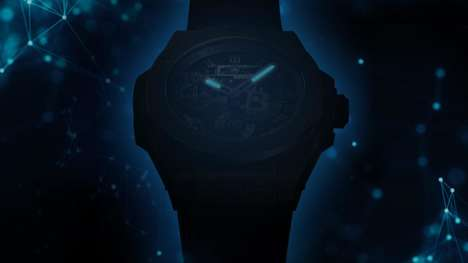 Cryptocurrency-Celebrating Watches