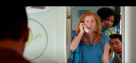 Spooky Faux Rom-Com Ads - AT&T's More Your Thing Ads Features an Unconventional Twist