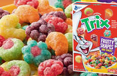 Nostalgic Fruity Cereal Revivals