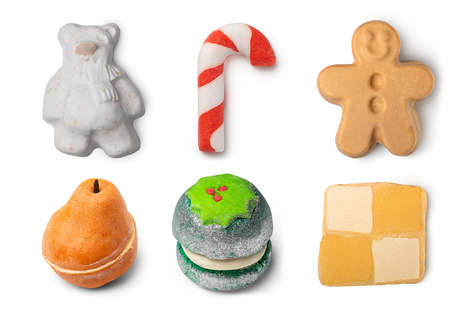 Winter Holiday-Themed Bath Collections