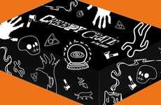 Spooky Subscription Boxes - The Lineup Created a Special 'Creepy Crate' with YouTube's Top5s Channel