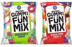Mixed Gummy Snack Bags