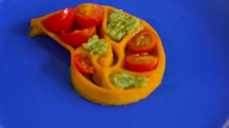 3D-Printed School Meals