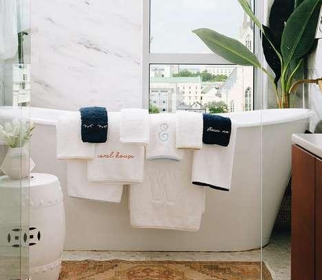 Modern Luxury Towels