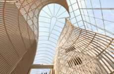Green Historical Exhibits - Smithsonian Displays Designs for New $500 Million Cultural Museum