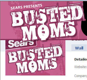 "Facebook Contests for Moms - Mothers Weigh in On Economy for Sears' ""Busted Moms"""