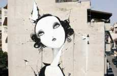 Super-Sized Street Art - Alexandros Vasmulakis' Grandiose Graffiti