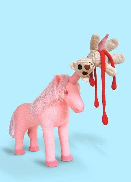 Cute Crocheted Casualties