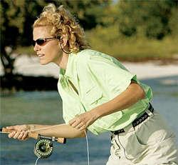 Femme Fishing Fashion