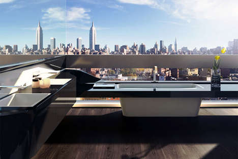 Ultra Luxury Apartments - W Residences & Hotel Spreads Opulence in Manhattan Skies
