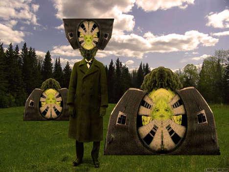 Next-Gen Psychedelic Surrealism