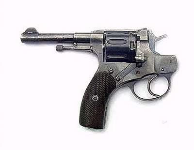 Suicidal Revolvers