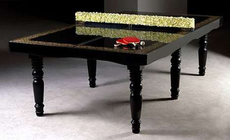 Ping Pong Tables With Panache