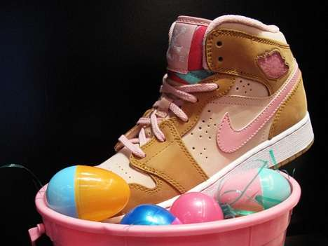 Easter Egg Sneakers