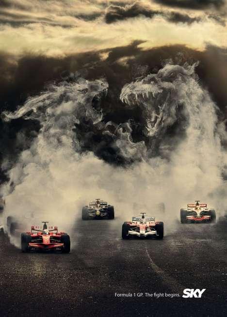 Epic Battle Racing Ads