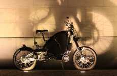 Human Powered Motorcycles - The Erockit Hybrid Motorbike Uses Kinetic Energy to Charge