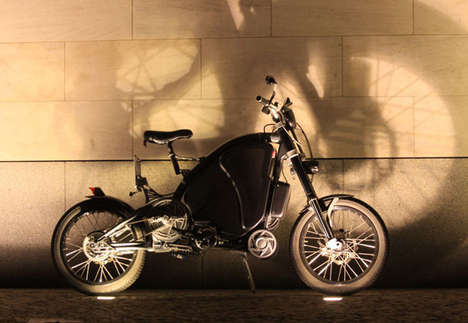 Human Powered Motorcycles