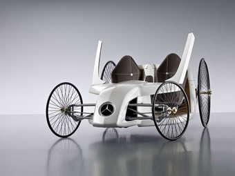 Spoke-Wheeled Eco Cars