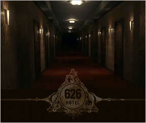 Haunted Online Advergames - Frito-Lay Uses 'Hotel 626' Interactive Game to Promote Doritos