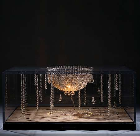 Coffee Table Chandeliers