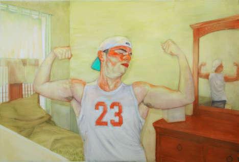 Gay Watercolor Portraits