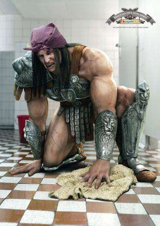 Barbarian Housekeepers