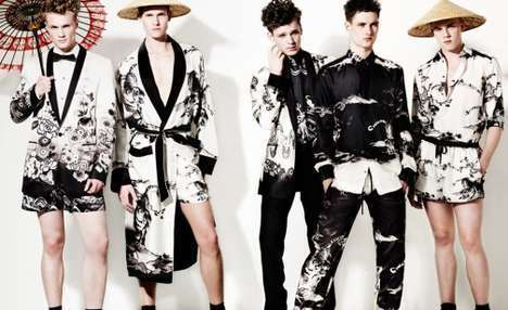 Top 50 Fashion Trends for Men in Q1 2009