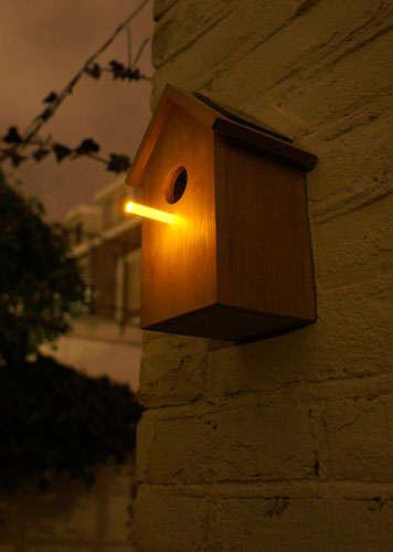 Solar Birdhouses