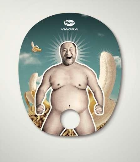 Interactive Penile Ads