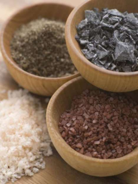 25 Innovations in Salt and Sugar