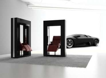 Luxe Media Loungers - The Heimweh Loge is the Lamborghini of Chairs