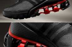 Supercar Spring Shoes - Bounce:S Trainers by Adidas Porsche Design Help You Jump