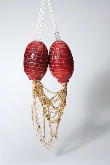 Meat Jewelry - Are These Carnivorous Accessories Social Statement or Visionary Veracity?