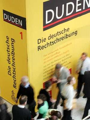 Crowdsourced Dictionaries - Germany's Duden Dictionary Lets You Add New Words