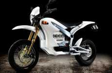 Badass Electric Bikes - Zero S Is Perfect For Cruising City Streets or Off-Roading