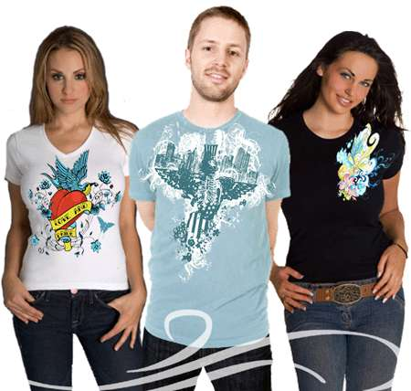 Fashionable Clothes For Free - FreeFashionTees.com Gives Away Sponsored Tees to Young Adults