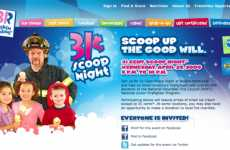 Sweet Charity Promotions - Baskin-Robbins' 31-Cent Scoop Night