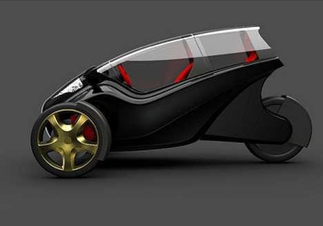 Expandable City Cars