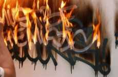 Flaming Graffiti
