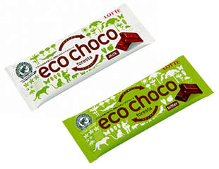 Eco-Friendly Candy
