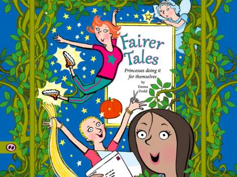 Empowering Finance Fairytales - HSBC's Modern Fairy Tales Star Financially Independent Princesses