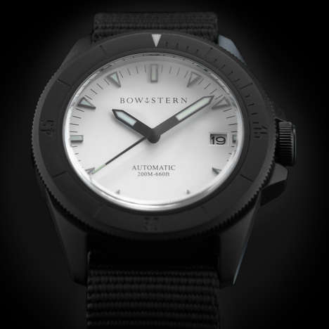 Limited-Edition Dive Watches