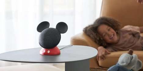 Disney Smart Speaker Mounts