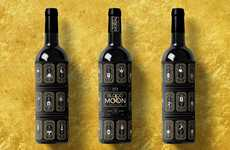 Fortune-Telling Wine Bottles