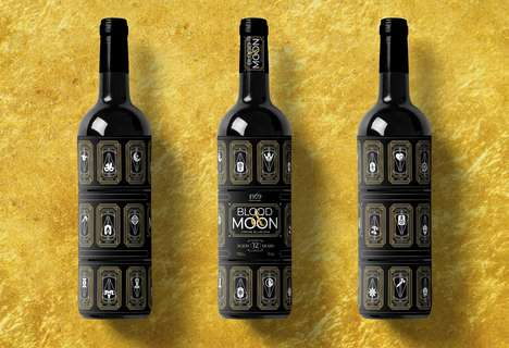 Fortune-Telling Wine Bottles
